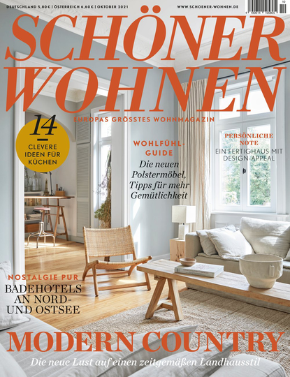 Schöner Wohnen Cover
