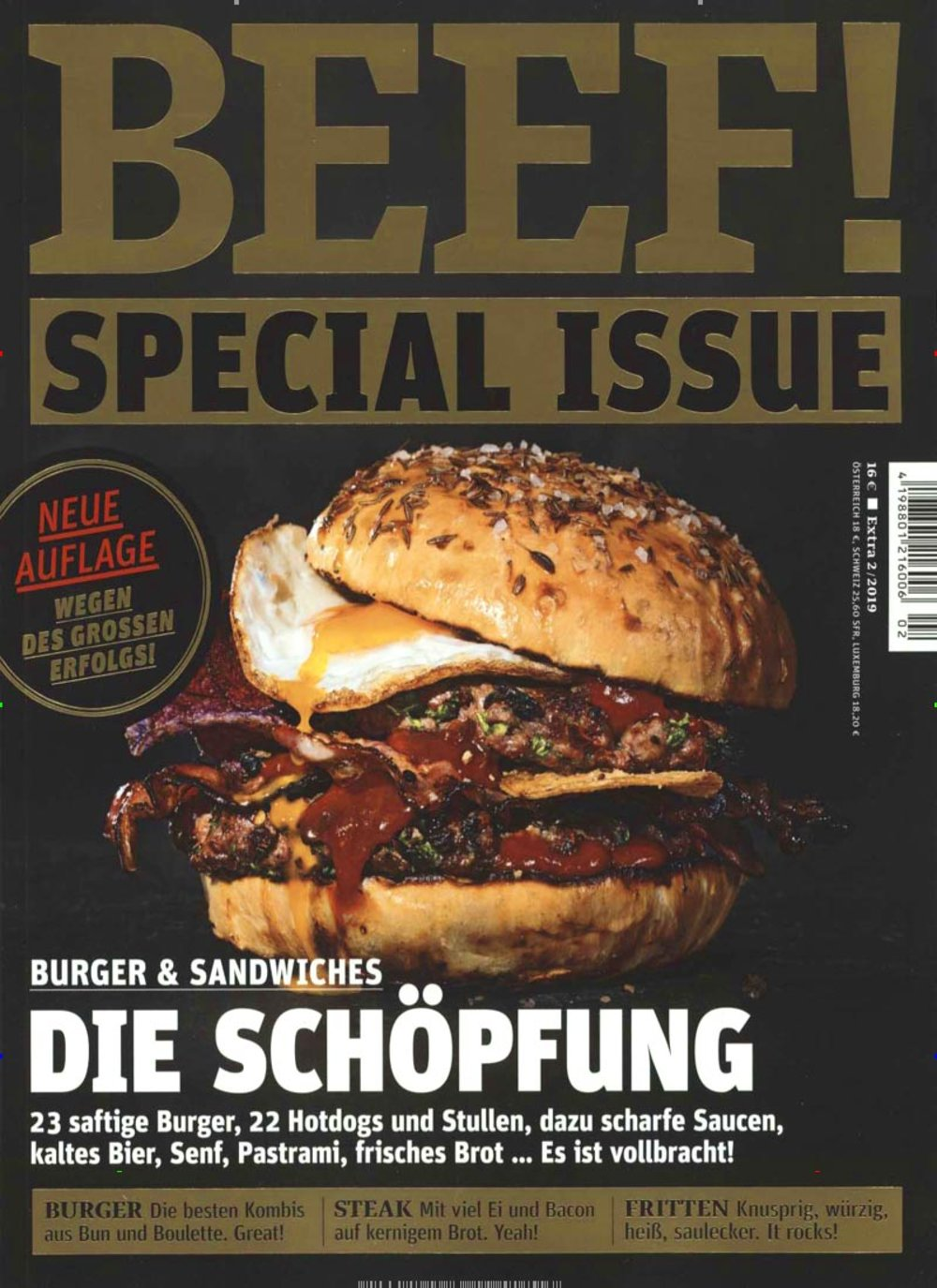 BEEF! Special Issue 02/2019
